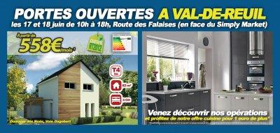 Journée Portes Ouvertes les 17 et 18 juin 2017 à Val-de-Reuil